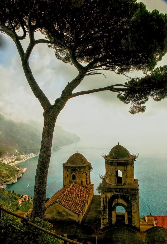 Church Bell-towers, Ravello, Amalfi Coast