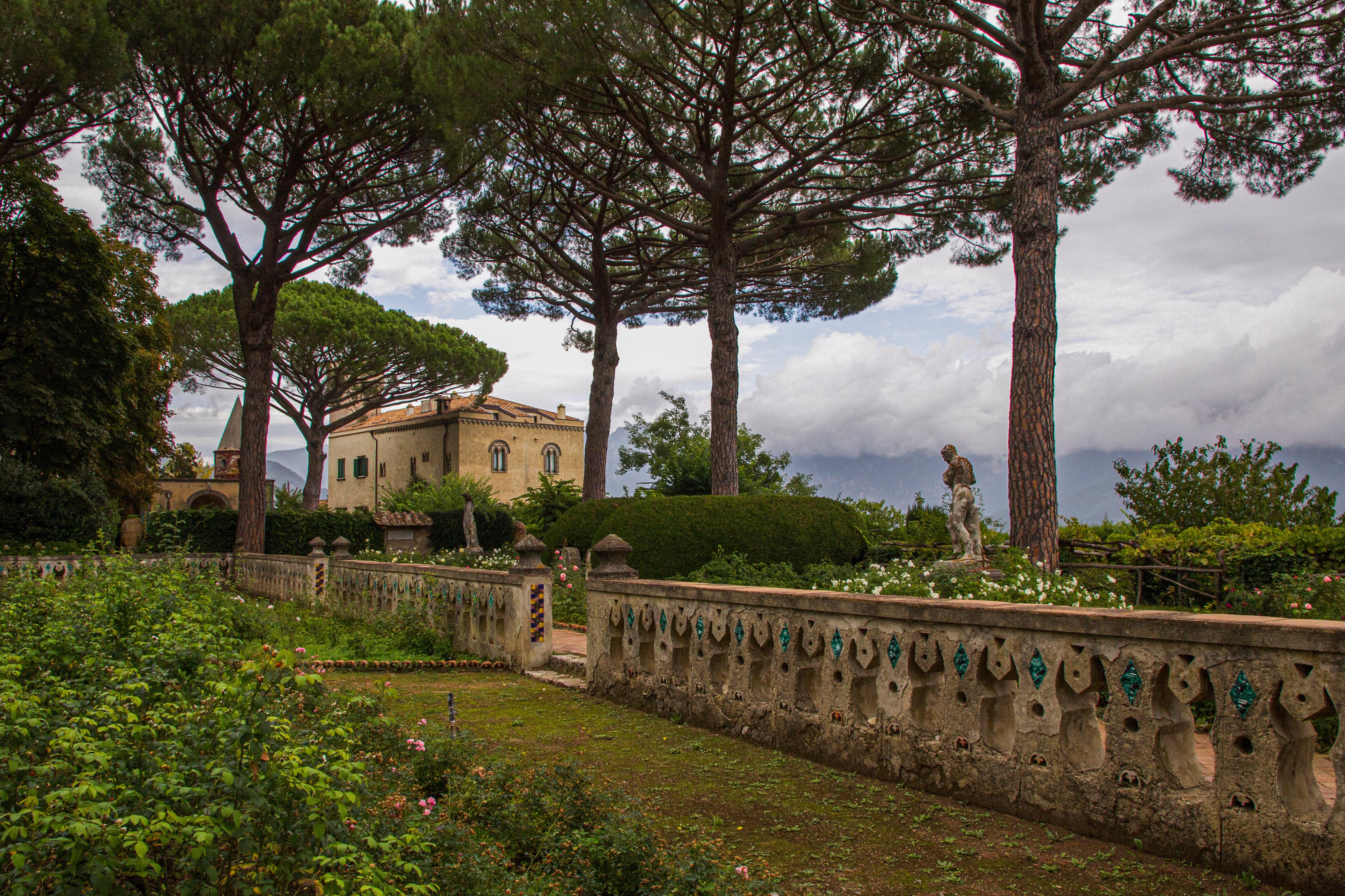 Park in the Villa, Ravello